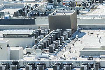 HVAC & Plumbing: Installation Contractors in Huntsville, AL | Hutchens Company - industrial-rooftop